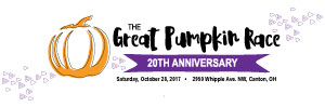 Register for the Great Pumpkin Race