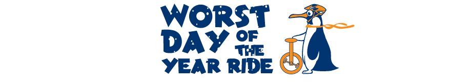 Register for the Worst Day of the Year Ride
