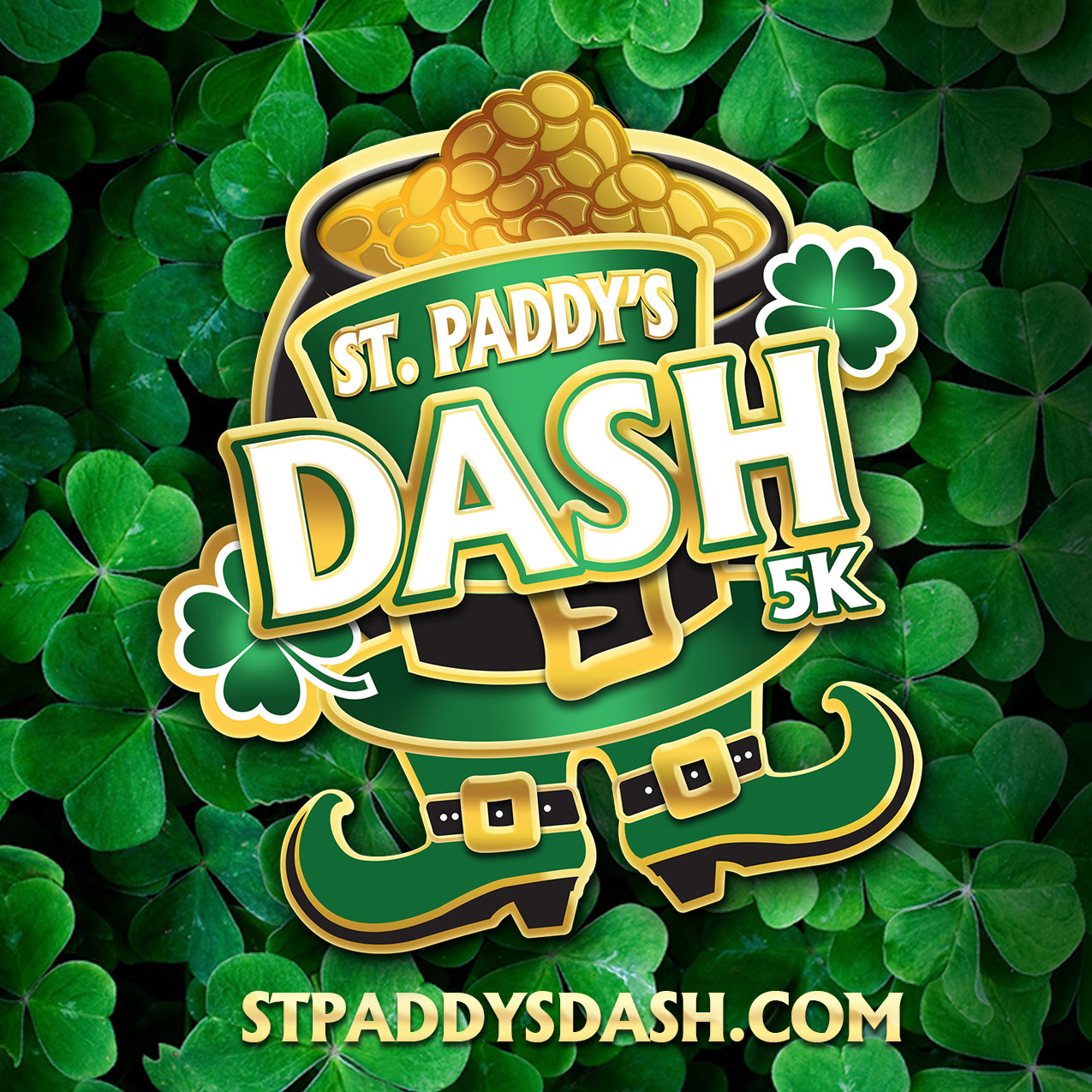 Register for the 2018 St. Paddy's Dash