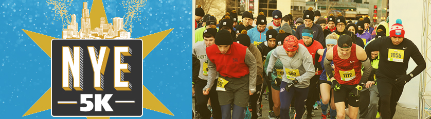 Register for the 2017 New Year's Eve 5K