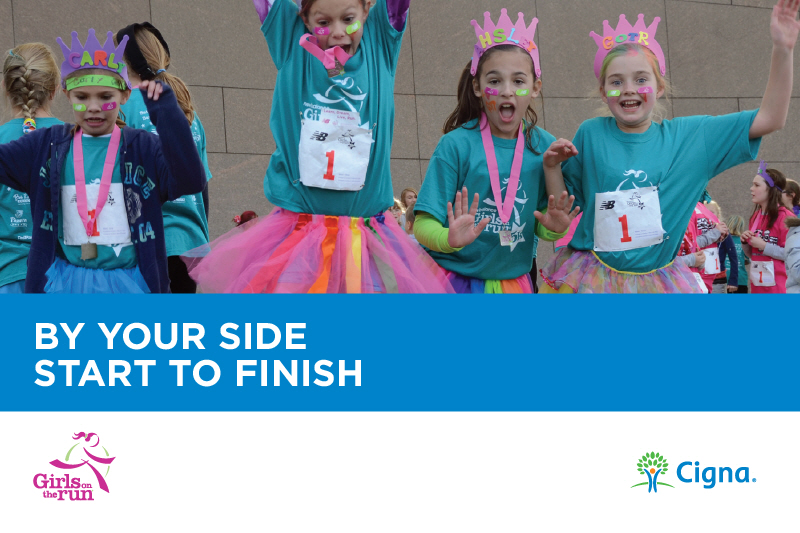Register for the 2018 Stark County Girl's on the Run Spring 5k