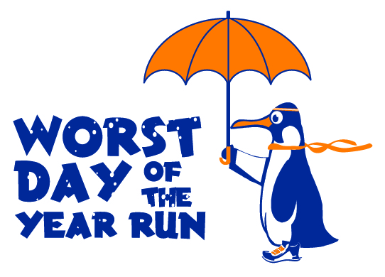 Register for the Worst Day of the Year Run 2019 - Bothell, WA