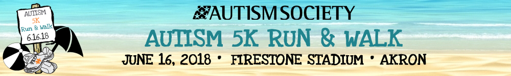 Register for the 2018 Autism 5k Run & Walk