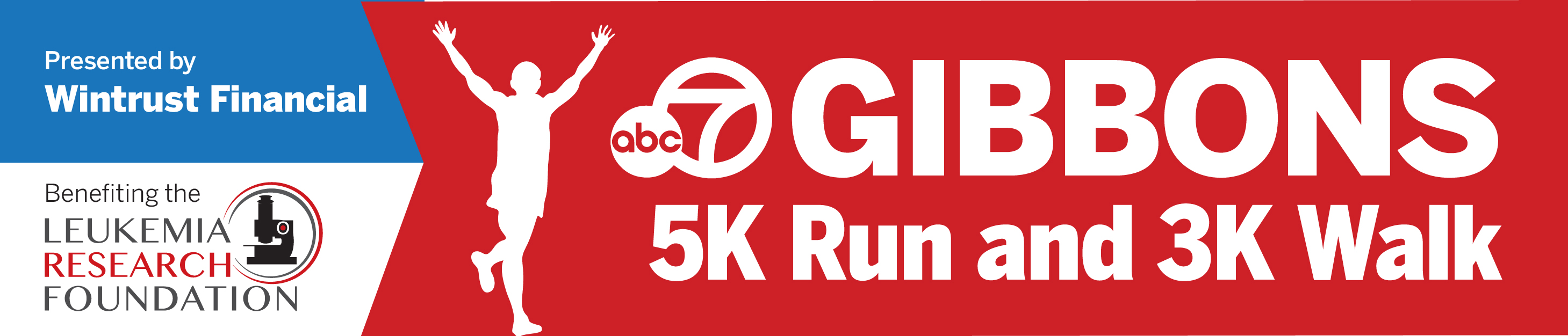 Register for the 2018 ABC7 Gibbons 5K Run and 3K Walk