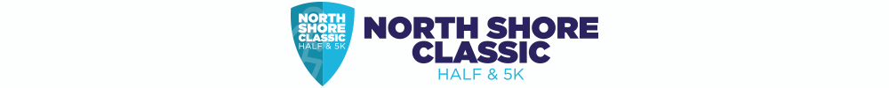Register for the 2019 North Shore Half Marathon
