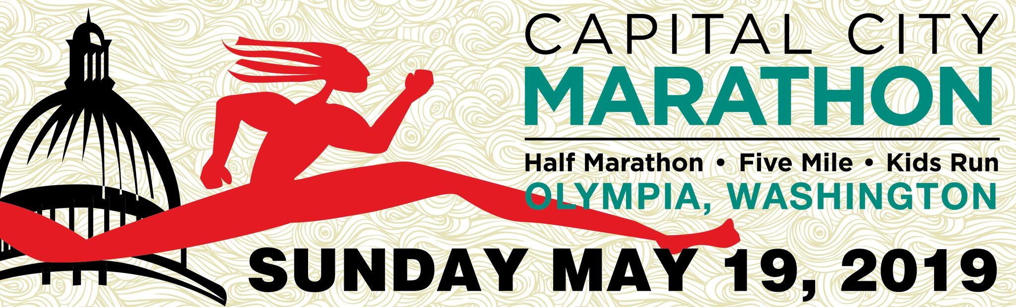 Register for the 2019 Capital City Marathon