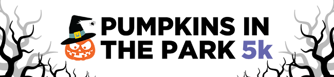 Register for the 2019 Pumpkins in the Park 5k