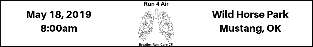Register for the 2019 Run 4 Air