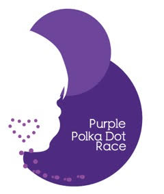 VIRTUAL 2020 Purple Polka Dot Race