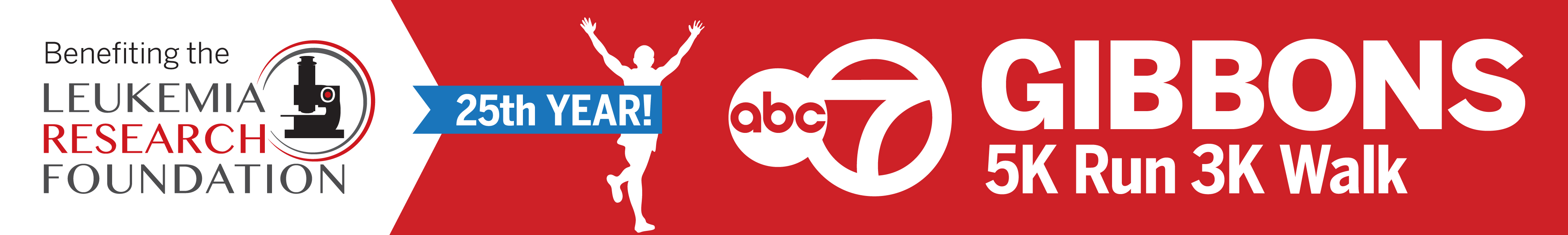 Register for the 2019 ABC7 Gibbons 5K Run and 3K Walk