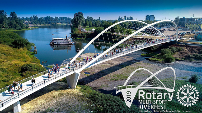 Rotary River Fest Banner