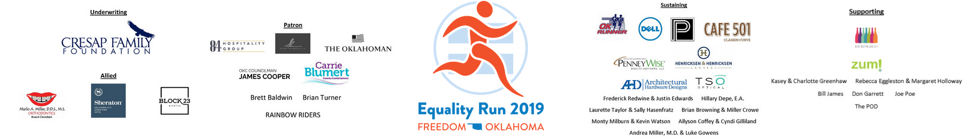 Register for the 2019 Equality Run (7th Annual)