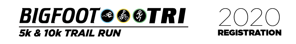 Register for the 2020 Big Foot Triathlon & Trail Run