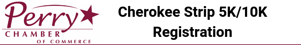 Register for the 2019 Cherokee Strip 5K/10K