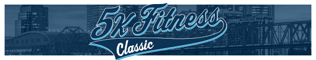 Register for the 2020 5k Fitness Classic
