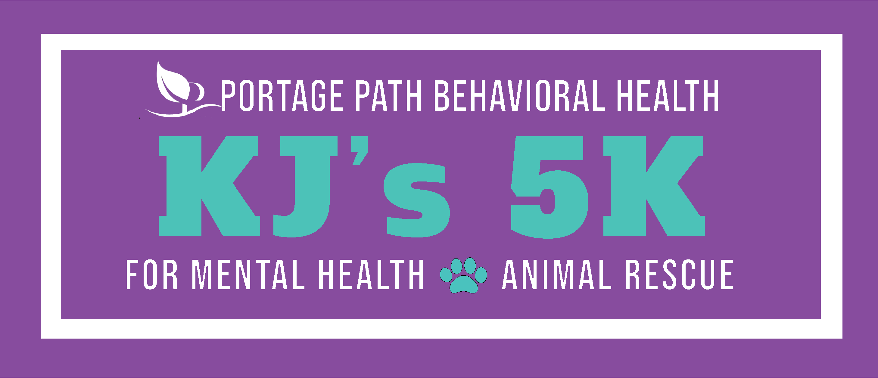Register for the 2020 KJ's 5K for Mental Health and Animal Rescue