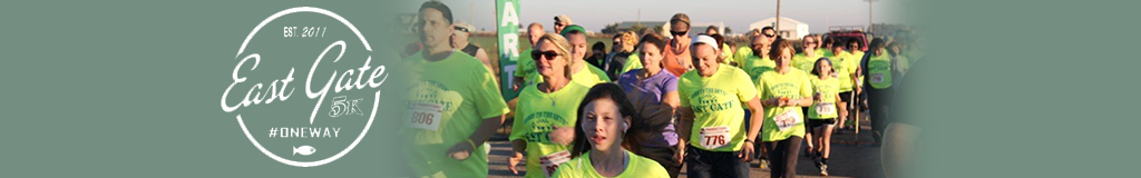 Donate to the 2020 East Gate Virtual 5k/1k