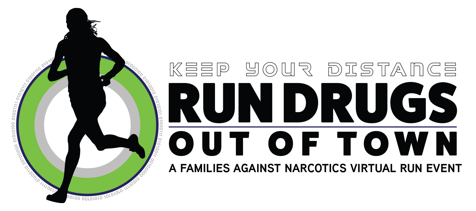 Donate to the 2020 Keep Your Distance | Run Drugs out of Town Virtual Event