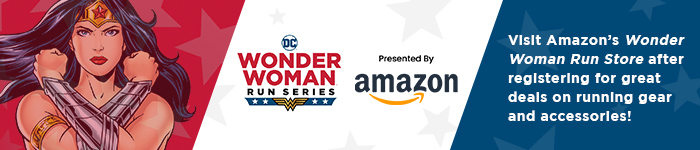 2020 DC WONDER WOMAN™ RUN - VIRTUAL REGISTRATION
