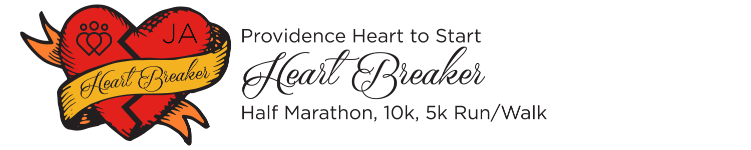 Register for the 2021 Heart Breaker Half