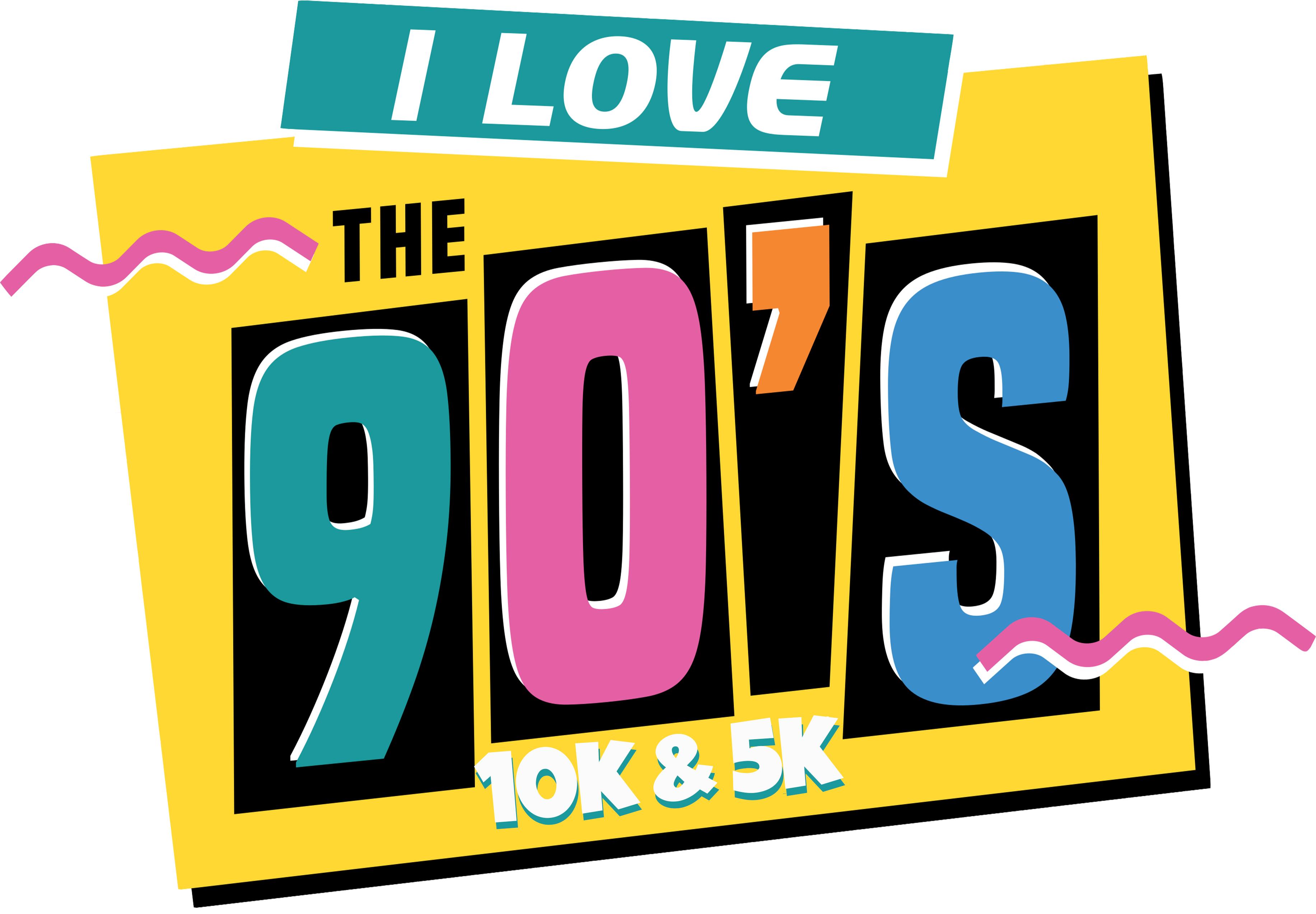 I Love the 90s Run (Chicago, IL)