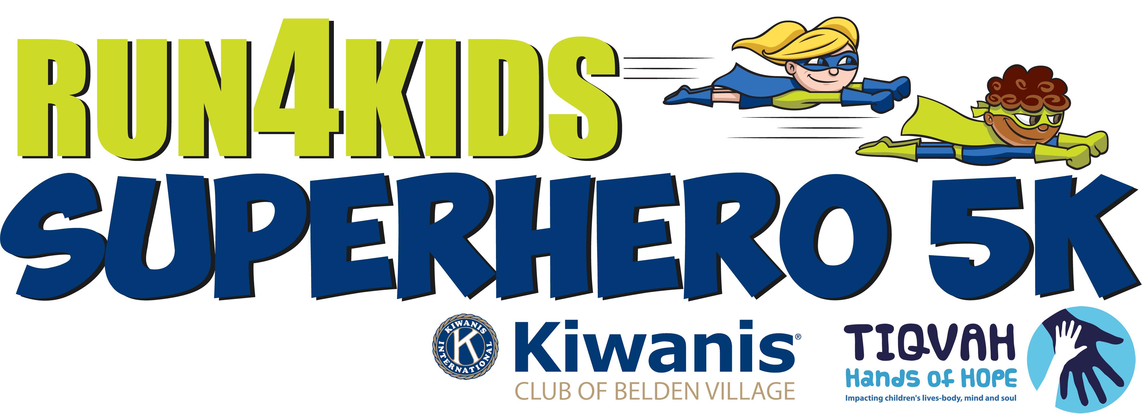 Run4Kids SuperHero 5K (Canton, OH)
