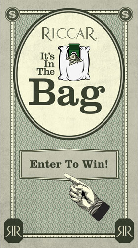 Its In The Bag Contest Sidebar Ad