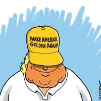 Make America golden Again