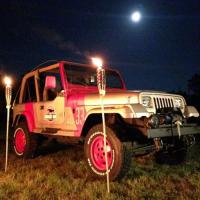Jurassic Park Vehicle Builders and Enthusiasts