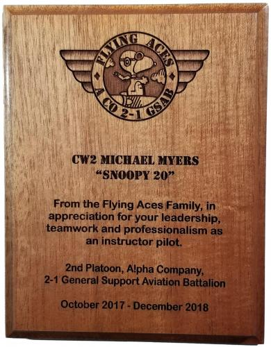 Engraved Image - Flying_Aces