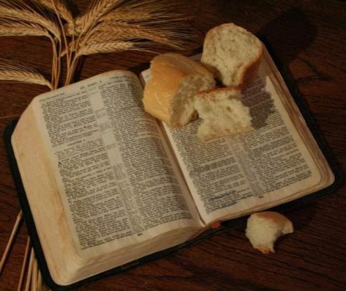 "9-24-19 ""Manna-Daily Bread"""