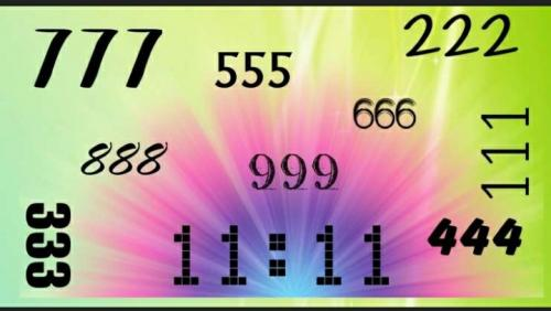 """9-1-19 """"Do you see repeating numbers?"""""""