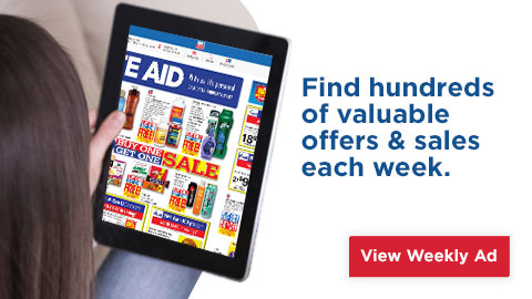 Find Hunfreds of valuable offers & sales each week. Rite Aid Weekly Ad