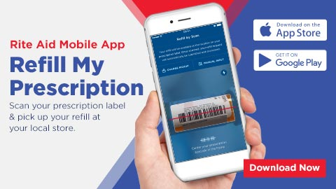 image of the rite aid mobile app