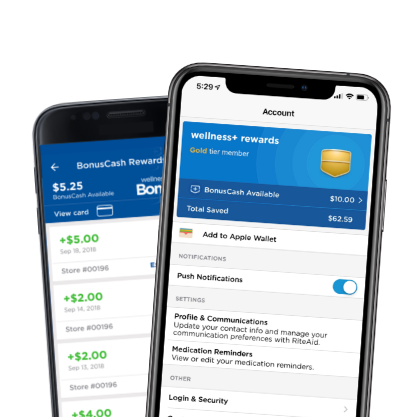 image of rite aid mobile app