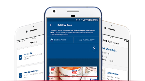 example of refill by scan
