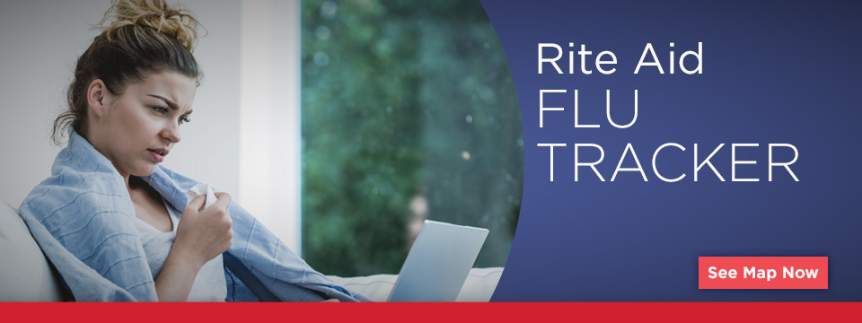 Rite Aid Flu Tracker See Map Now