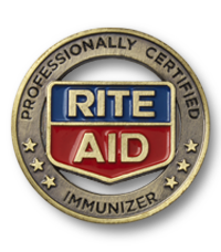 certified immunizer badge
