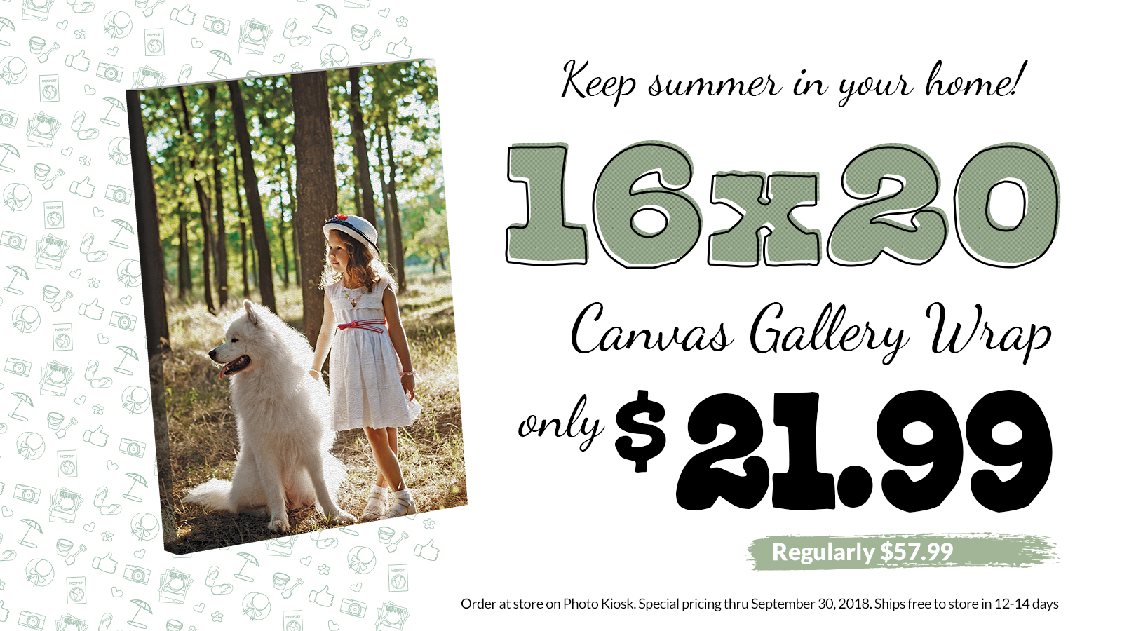 photo deals advertising image