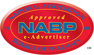 National Association Boards of Pharmacy Approved-E-Advertiser