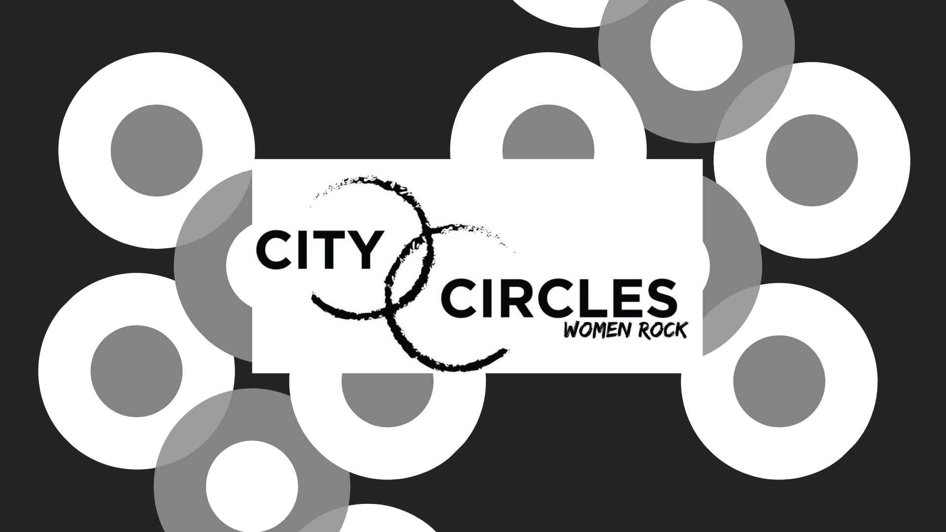 Women Rock's City Circles