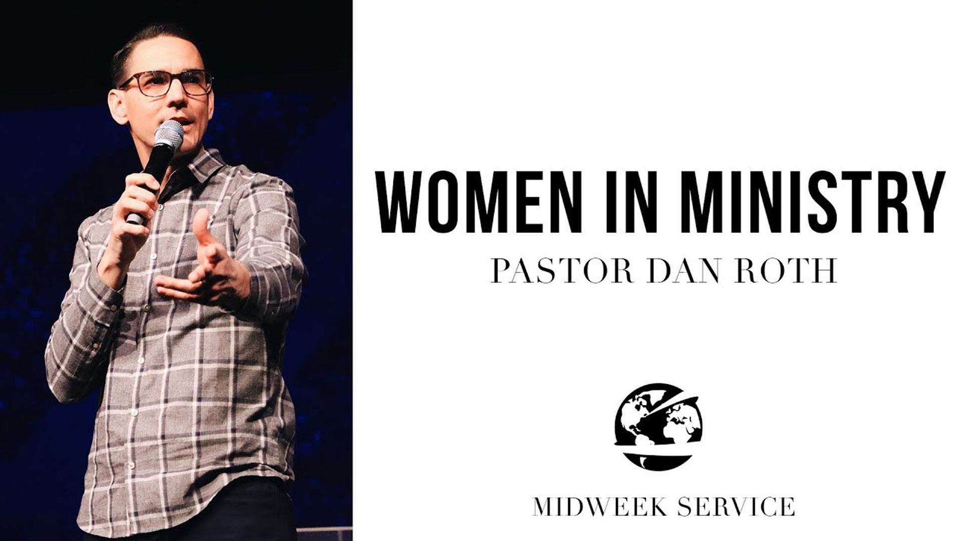 Watch Women In Ministry
