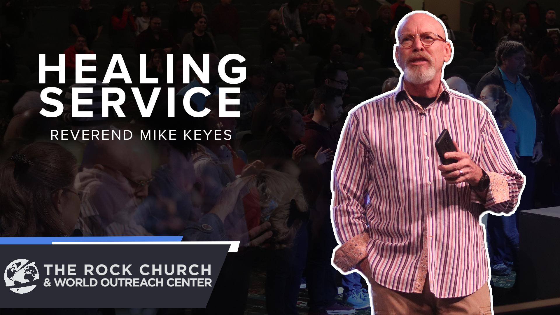 Watch Healing Service