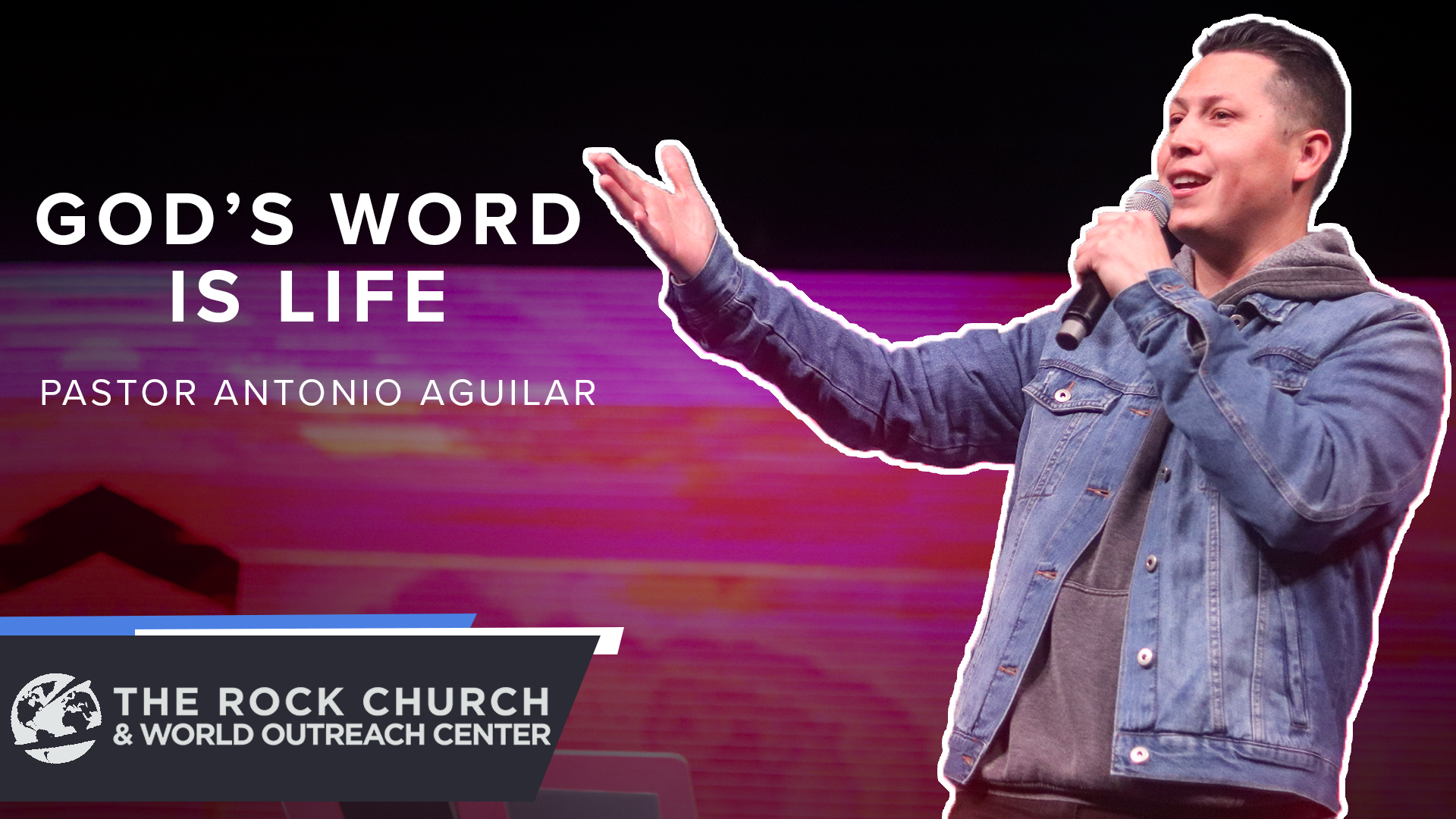Watch God's Word Is Life