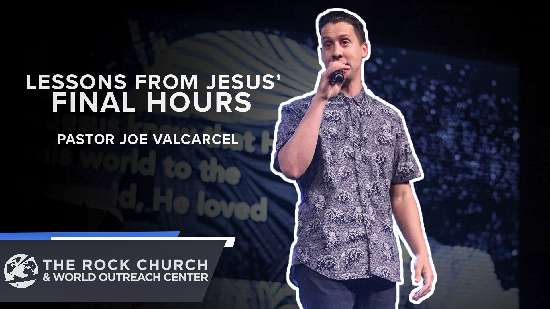 Watch Lessons From Jesus' Final Hours