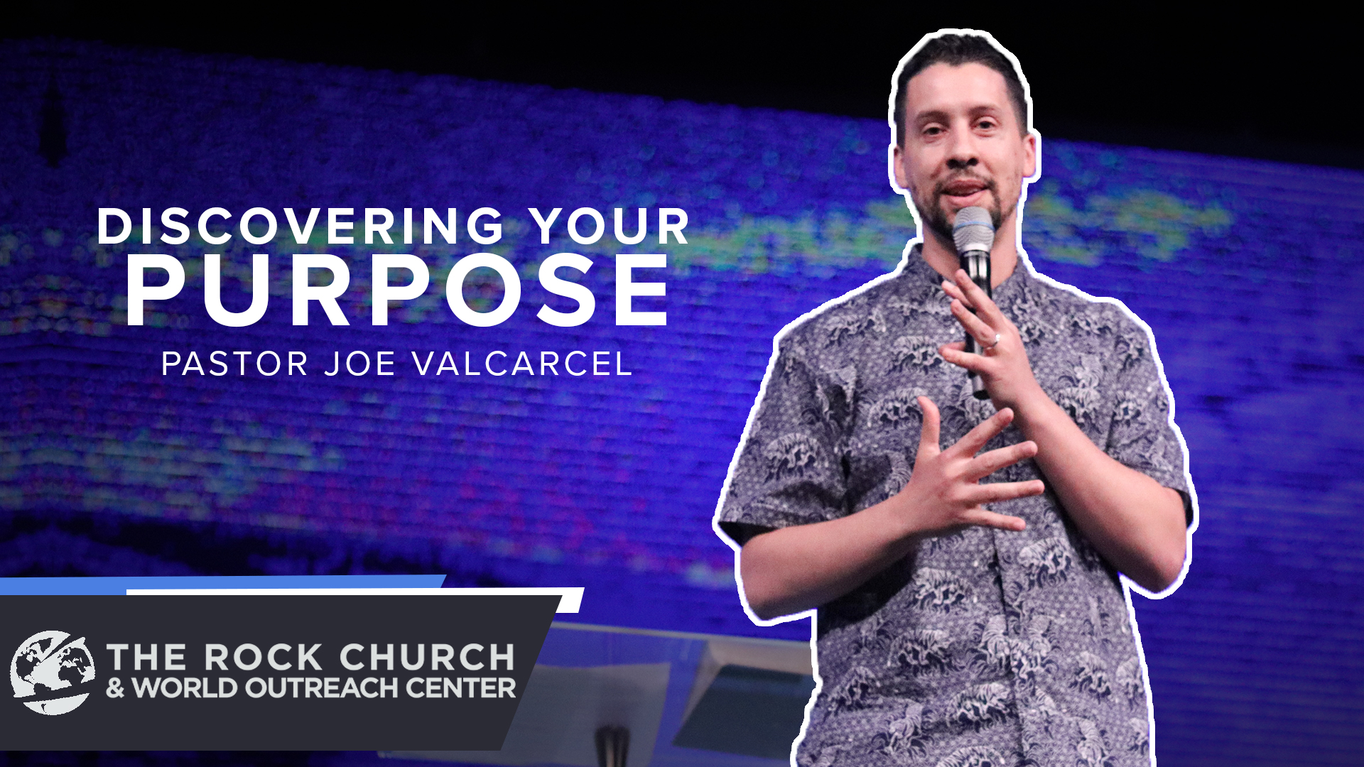Watch Discovering Your Purpose