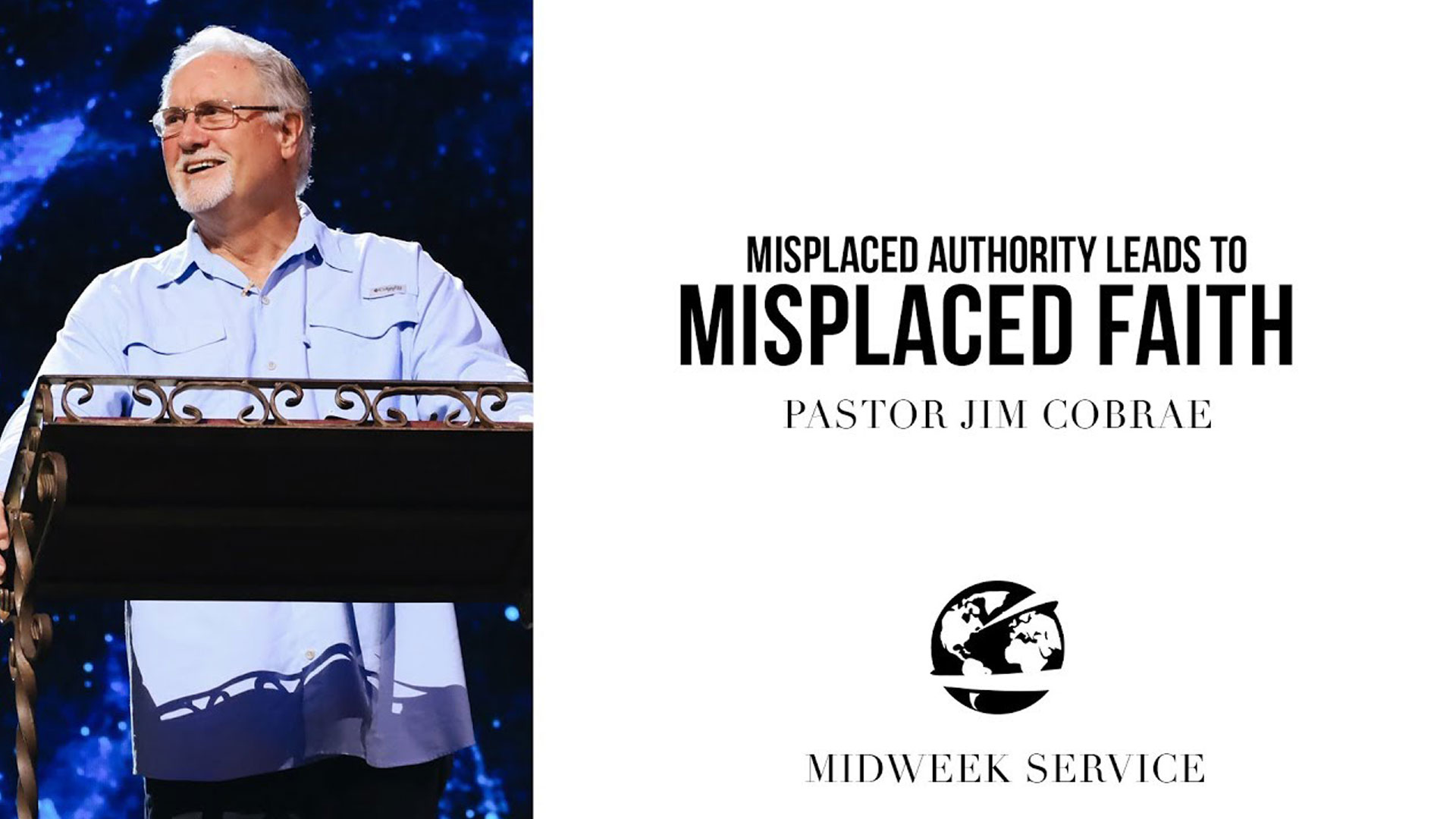 Watch Misplaced Authority Leads to Misplaced Faith