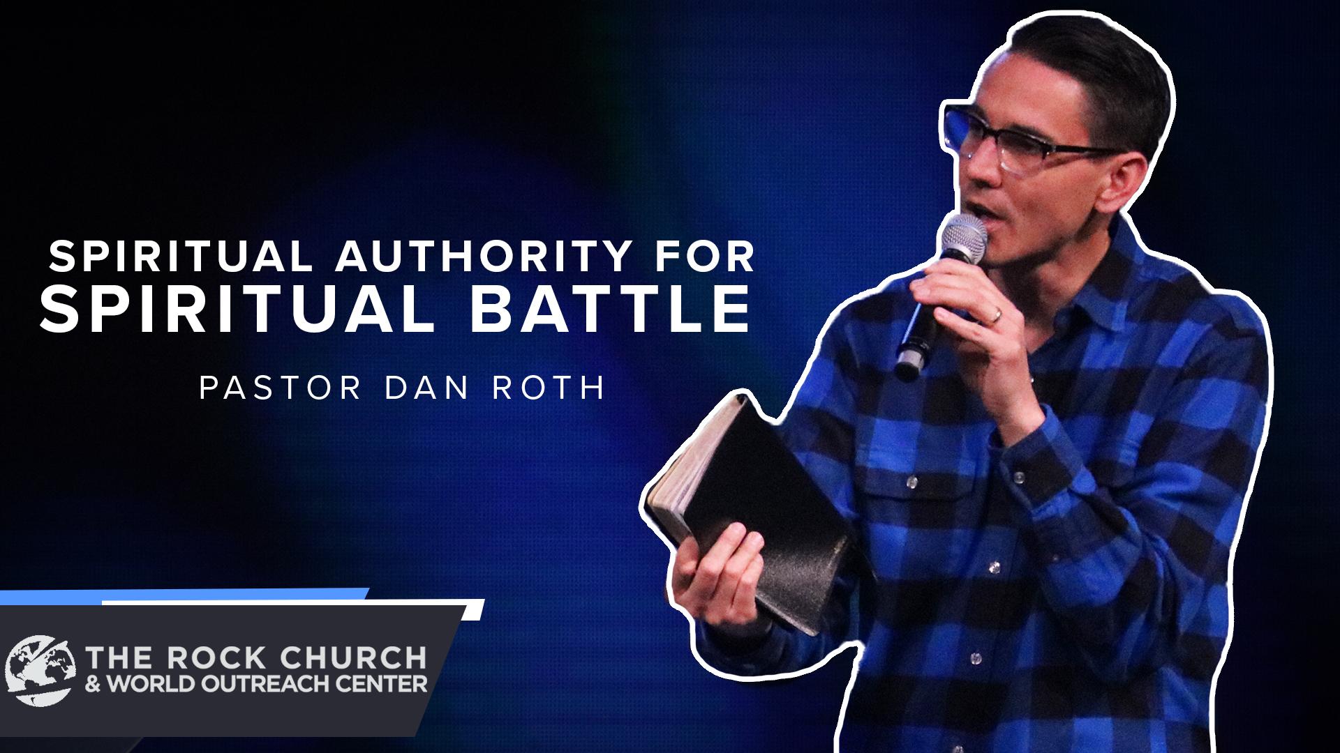Watch Spiritual Authority For Spiritual Battles