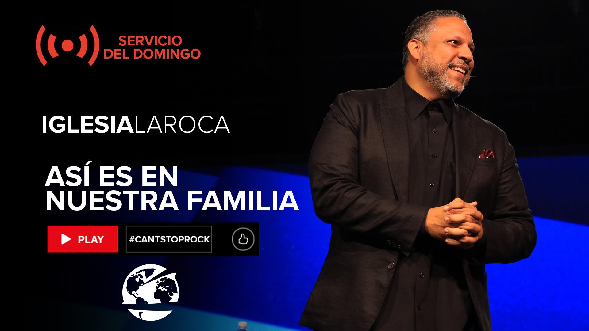 Watch Así Es En Nuestra Familia