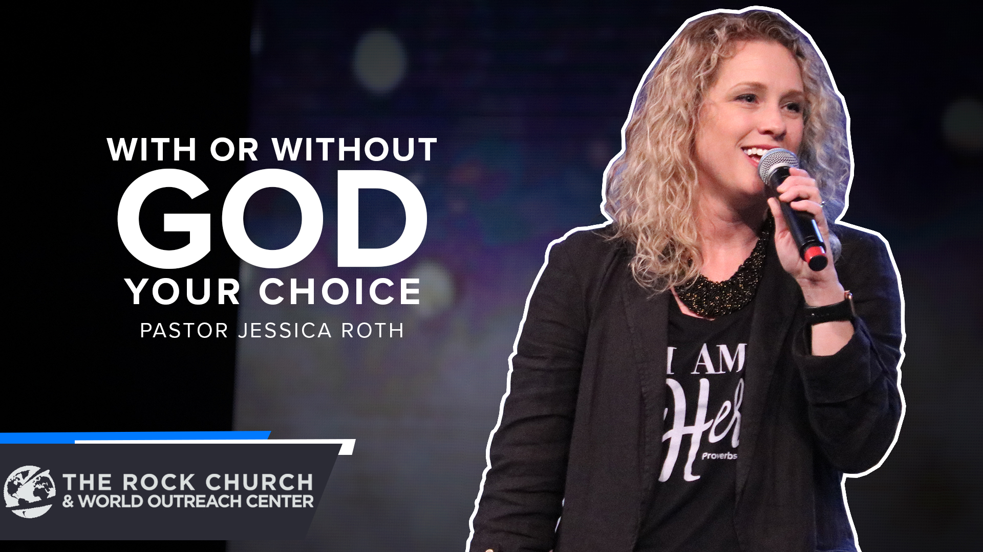 Watch With Or Without God, Your Choice